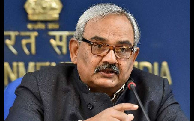 Comptroller Auditor General of India Mr.Rajiv Mehrishi is appointed as auditor of WHO for four years