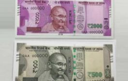 Fake Indian Currency