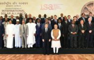 International Solar Alliance Framework agreement recently