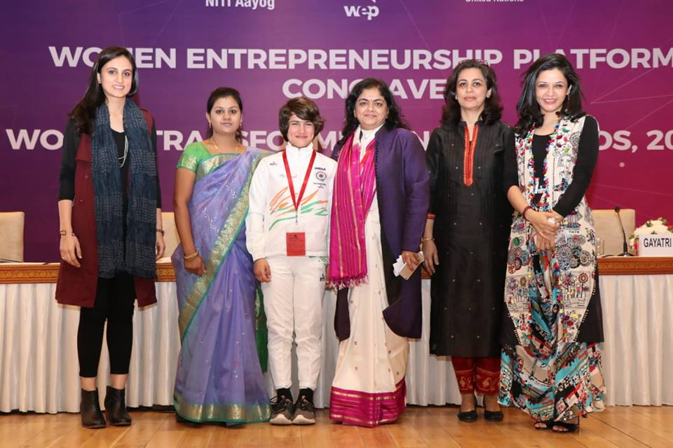 """NITI Aayog has launched the 4th edition of  """"Women Transforming India (WTI) Awards"""""""