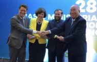 28th ministerial meeting on Climate Change