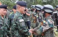 Indo-Thailand Joint Military Exercise MAITREE – 2019 to be held along with 28th Indo – Thai CORPAT - 2019