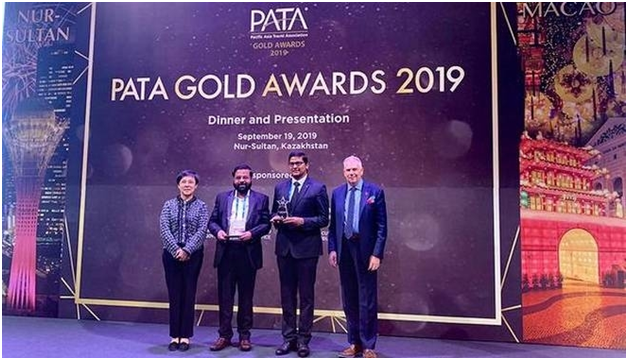 Kerala Tourism receives three PATA Gold Awards