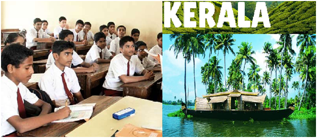 Kerala leads the School Education Quality Index