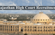 RECRUITMENT IN RAJASTHAN HIGH COURT DRIVER & GROUP D 2019