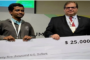 Ravi Prakash awarded with the BRICS Young Innovator Prize