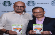 Harish Bhat's new book 'An Extreme Love of Coffee' launched in Mumbai