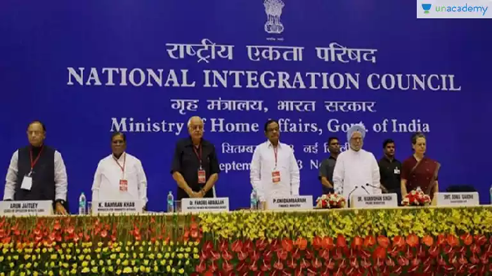 National Integration Council