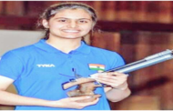 Manu Bhaker bags gold medal in 10m Air Pistol at 2019 ISSF World Cup
