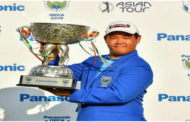 South Korea's Joohyung Kim Wins Panasonic Open India 2019