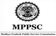 RECRUITMENT IN MPPSC STATE FOREST SERVICE & STATE SERVICE 2019