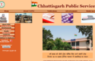 SYLLABUS FOR CGPSC STATE SERVICE PRE 2019