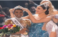 South Africa's Zozibini Tunzi crowned 2019 Miss Universe