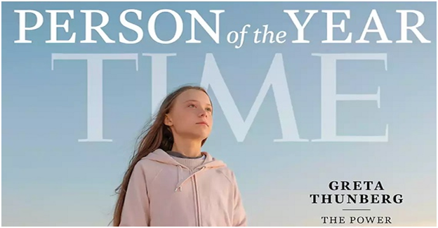 Climate activist 'Greta Thunberg' wins Time Person of the Year 2019