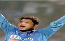 Kuldeep Yadav becomes the first Indian cricketer to claim two ODI hat trick