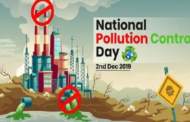 National Pollution Control day was celebrated on 2nd December