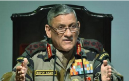 General Bipin Rawat appointed first Chief of Defence Staff