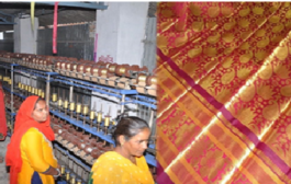 KVIC opens first silk processing plant in Gujarat