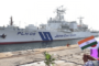Japan Coast Guard Ship 'Echigo' arrives in Chennai