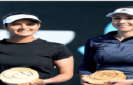 Sania Mirza wins WTA International women's doubles title