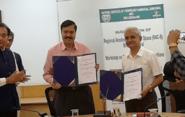 """ISRO signs MoU with Institute of Astrophysics (IIA) for """"Project NETRA"""" - an optical telescope center"""