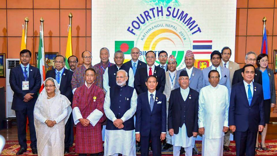 India hosts BIMSTEC conference 1st time in New Delhi