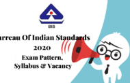 RECRUITMENT IN BIS TECHNICAL ASSISTANT 2020