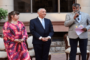 Portuguese president, Patel jointly inaugurate Cha-Chai art work at National Museum