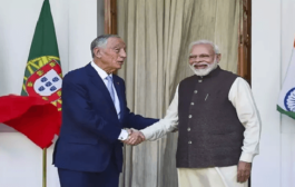 India, Portugal sign seven agreements