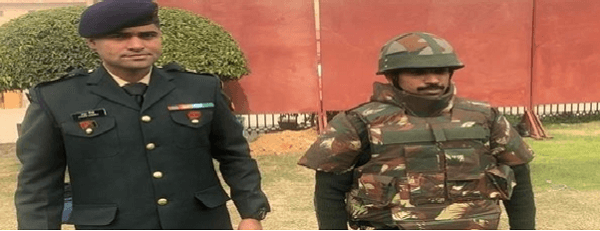 World's first bulletproof helmet Developed by Indian Army Major