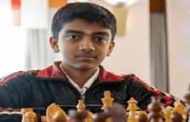 India's Grandmaster D Gukesh wins 34th Cannes Open