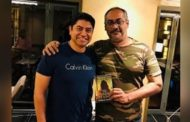 Abhinav Kashyap releases a novel 'The Crossfire of Love'
