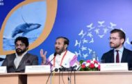The 13th conference of Migratory Species on bio diversity (CMS COP 13) held in Gujarat, India