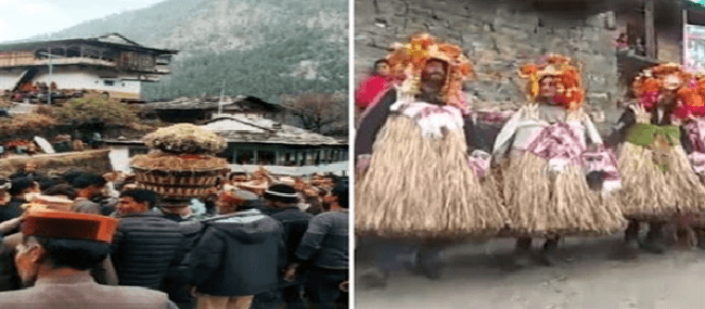 'Fagli' festival celebrated in Himachal Pradesh's Kinnaur