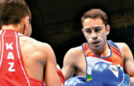 Amit Panghal, Lovlina Borgohain won bronze medal in the Asian Boxing Olympic qualifiers