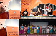 Smriti Irani releases book titled 'Chronicles of Change Champions'