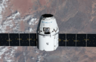 Space x plans first manned flight to space station in May