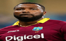 Kieron Pollard becomes first player to play 500 T20s