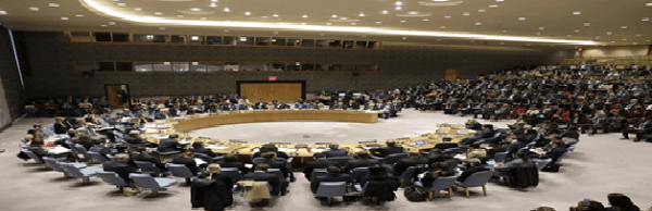 China took the presidency of UN Security Council for March 2020