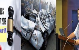 Road accidents reduced by 10% after the Motor Vehicles(Amended) Act 2019