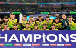 Australia beat India to win ICC Women's T20 World Cup for record fifth time