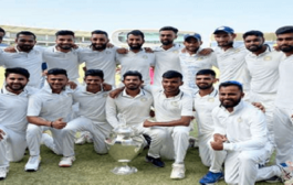 Saurashtra lift their 1st-ever Ranji Trophy title