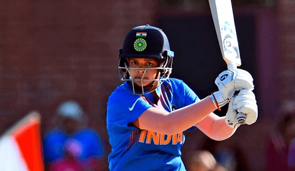 Shafali Verma gained the top spot in the ICC women's T20I rankings