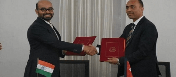 India to provide 107.01 million Nepali Rupees for three new school buildings in Nepal
