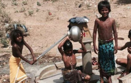 Ground water is contaminated with Uranium at 30 micro-grams per liter in India