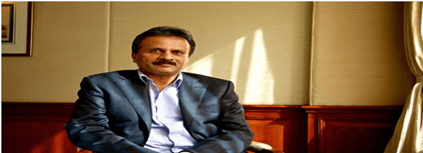 Founder of cafe coffee day v g siddhartha passes away