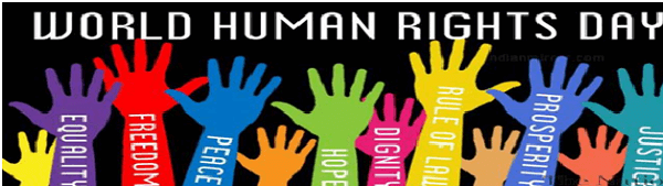 World observes Human Rights Day: 10th December