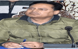 ECI appoints Hirdesh Kumar new Chief Electoral Officer of Jammu and Kashmir