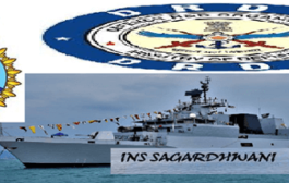 DRDO Research Ship INS Sagardhwani Embarks on Sagar Maitri Mission-2