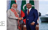 The Union Cabinet has approved the agreement between India and Maldives to start passenger and cargo services through sea and signed the health sector.